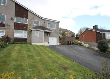 Thumbnail 5 bed semi-detached house for sale in Cleeve Drive, Ivybridge