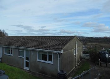 Thumbnail 2 bed semi-detached bungalow for sale in 14 Seaview Crescent, Goodwick, Pembrokeshire.