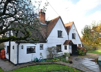 Thumbnail 3 bed detached house for sale in Jennetts Hill, Stanford Dingley, Reading, Berkshire