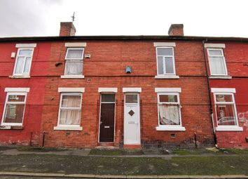 Thumbnail 2 bed terraced house to rent in Markington Street, Rusholme, Manchester