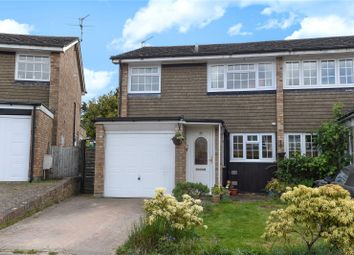 Thumbnail 3 bed semi-detached house for sale in Chamberlain Gardens, Arborfield Cross, Berkshire
