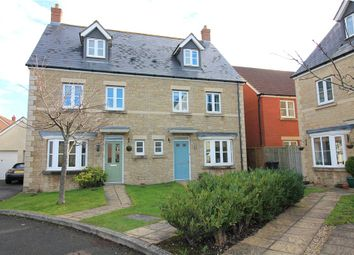 Thumbnail 4 bed semi-detached house for sale in Portishead, Somerset