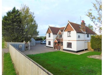 Thumbnail 5 bed detached house for sale in Grittenham, Chippenham