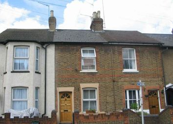 Thumbnail 2 bed semi-detached house to rent in Sotheron Road, Watford