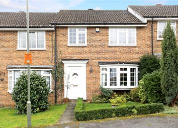 Thumbnail 3 bed terraced house for sale in Chichester Close, Witley, Godalming, Surrey