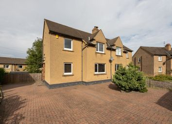 Thumbnail 4 bed semi-detached house for sale in 14 Lawson Crescent, South Queensferry