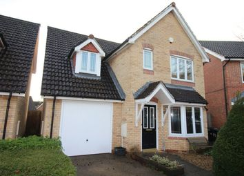Thumbnail 3 bedroom detached house for sale in Florence Way, Alton