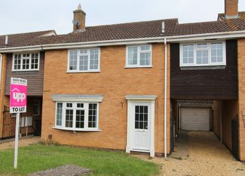Thumbnail 4 bed link-detached house to rent in Jasper Road, Oakham
