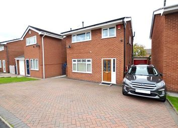 Thumbnail 3 bed detached house for sale in Pacific Road, Trentham, Stoke-On-Trent