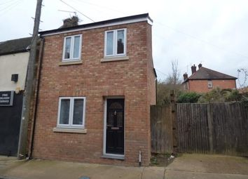 Thumbnail 2 bed end terrace house for sale in High Street, Kingsthorpe Village, Northampton, Northamptonshire