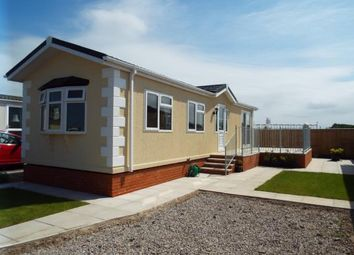Thumbnail 2 bed mobile/park home for sale in Bank Lane, Warton, Preston, Lancashire