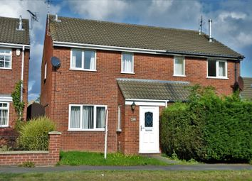 Thumbnail 3 bed semi-detached house for sale in Harrowby Lane, Grantham