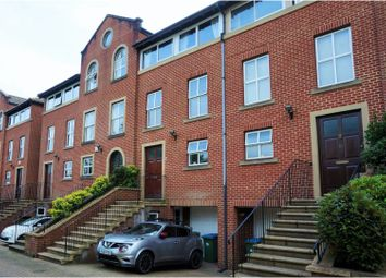 4 bed terraced house for sale in Alcantara Crescent, Southampton SO14