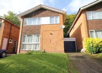 Thumbnail 4 bed detached house to rent in Niall Close, Edgbaston
