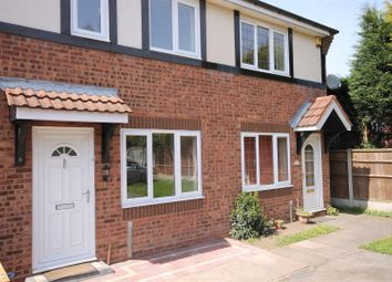 Thumbnail 2 bed terraced house to rent in Coxmoor Close, Bloxwich, Walsall
