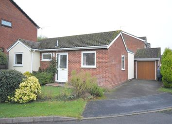 Thumbnail 3 bed bungalow to rent in Langham Close, North Baddesley, Southampton