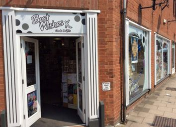 Thumbnail Retail premises for sale in Units 3 & 4 Shawcroft, Ashbourne