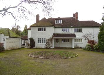 Thumbnail 6 bedroom detached house to rent in Hadley Green West, Barnet
