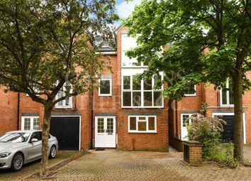 Thumbnail 4 bed terraced house for sale in Honeyman Close, London