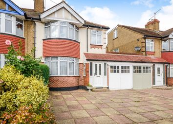 Thumbnail 3 bed semi-detached house for sale in Northfield Gardens, Watford