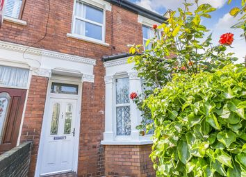 Thumbnail 3 bed flat for sale in Dawlish Road, London