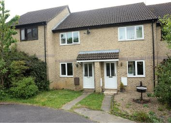 Thumbnail 2 bed terraced house for sale in Avens Close, Horton Heath