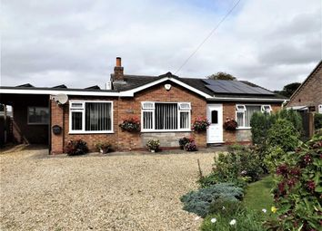 Thumbnail 3 bed detached bungalow for sale in Church End, Fleet, Holbeach, Spalding