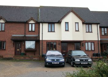 Thumbnail 1 bedroom terraced house to rent in Stoney Place, Stansted, Essex