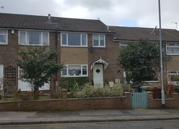 Thumbnail 3 bed terraced house for sale in Smalewell Green, Pudsey