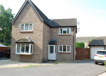 Thumbnail 1 bed semi-detached house to rent in Burwell Meadow, Witney, Oxfordshire
