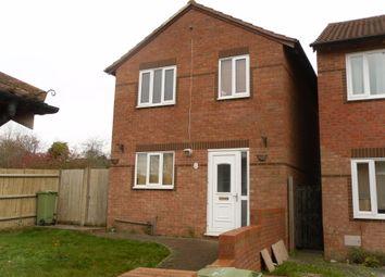 Thumbnail 4 bedroom detached house to rent in Hexham Gardens, Milton Keynes