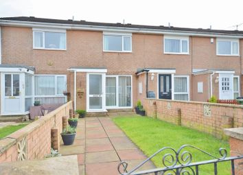 Thumbnail 2 bed terraced house to rent in Harringdale Road, High Harrington, Workington