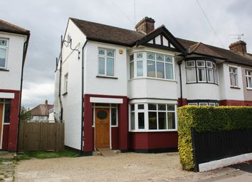 Thumbnail 4 bed semi-detached house for sale in Glendower Road, London