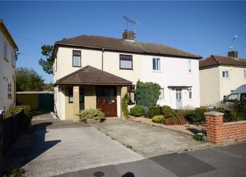 Thumbnail 3 bed semi-detached house for sale in Roberts Road, Aldershot, Hampshire