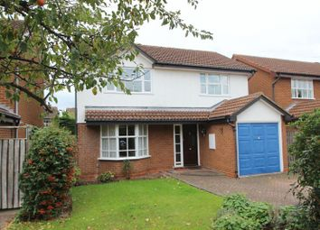 Thumbnail 4 bed detached house for sale in Mountbatten Close, Shottery, Stratford-Upon-Avon