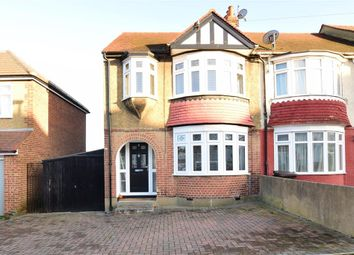 Thumbnail 3 bed semi-detached house for sale in Jackson Avenue, Rochester, Kent