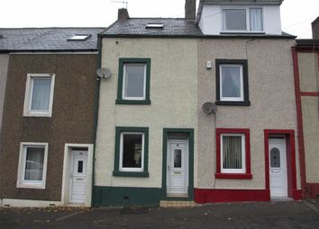 Thumbnail 2 bed terraced house to rent in Trumpet Road, Cleator