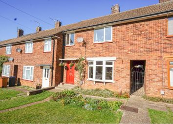 Thumbnail 3 bed terraced house for sale in Keynton Close, Hertford