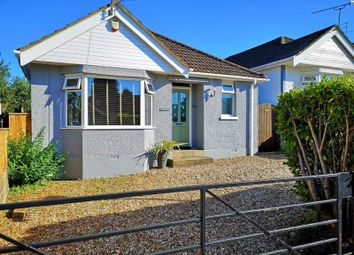 Thumbnail 2 bed detached bungalow for sale in Binnie Road, Parkstone, Poole