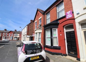 Thumbnail Room to rent in Becket Street, Kirkdale, Liverpool
