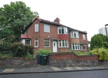 Thumbnail 2 bed flat for sale in Springbank Road, Newcastle Upon Tyne