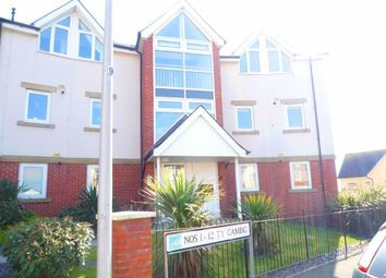 Thumbnail 2 bed flat to rent in Clos Yr Wylan, Barry