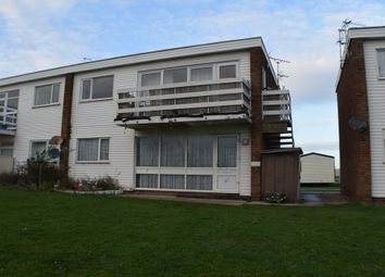 Thumbnail 2 bed flat for sale in The Parade, Greatstone, New Romney