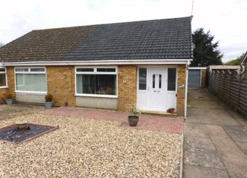 Thumbnail 2 bed semi-detached bungalow for sale in Cambourne Close, Barry