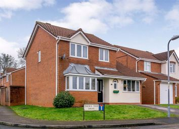 Thumbnail 3 bed detached house for sale in Thorn Tree Drive, Chepstow, Monmouthshire