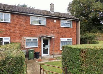 Thumbnail 3 bed end terrace house for sale in Stapleford Way, Swindon