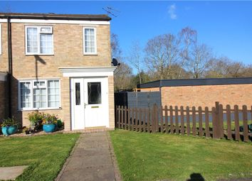 Thumbnail 3 bed end terrace house for sale in Hatherwood, Yateley
