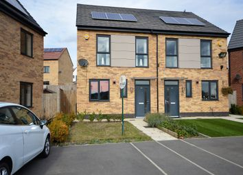 Thumbnail 2 bed semi-detached house for sale in Curlew View, South Elmsall, Pontefract
