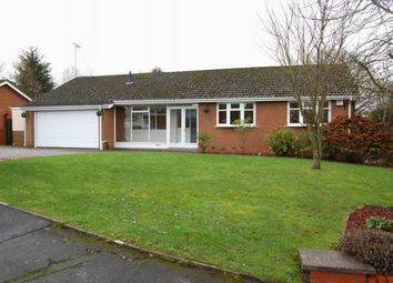 Thumbnail 3 bed detached bungalow to rent in Orchard Grove, Astwood Bank, Redditch