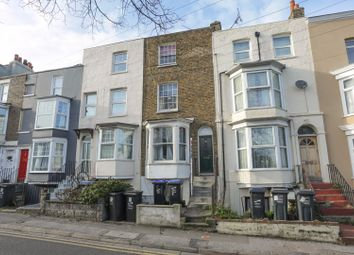 Thumbnail 3 bed terraced house for sale in West Cliff Road, Ramsgate